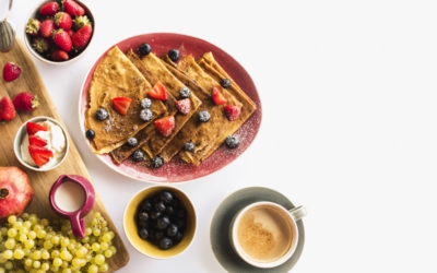 Cosa mangiare a colazione prima della palestra?