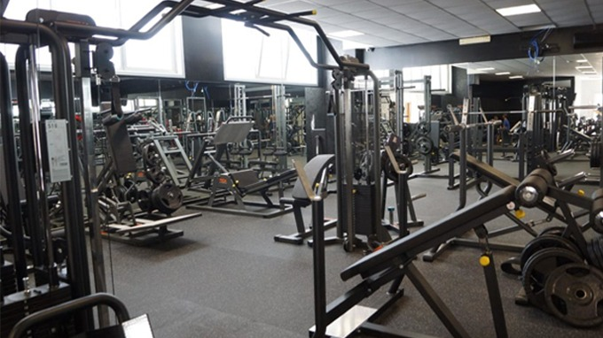 arnold arena welcome fitness