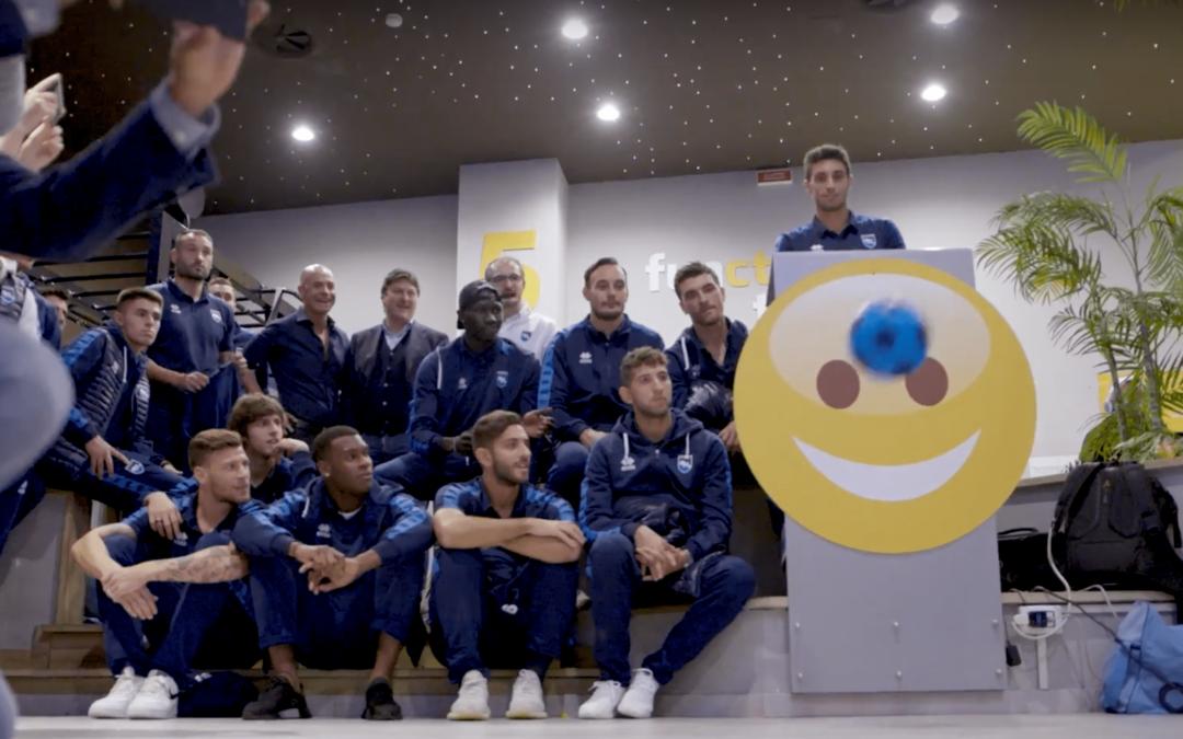 Perché il Pescara Calcio ha scelto WelcomeFitness